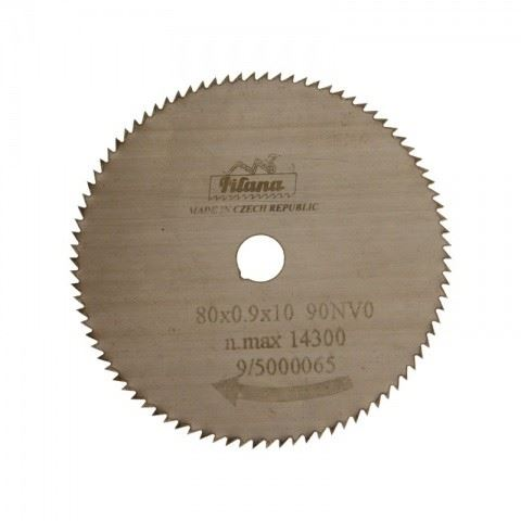 Pilový kotouč Pilana 5314 80x0,9x10mm 90NV