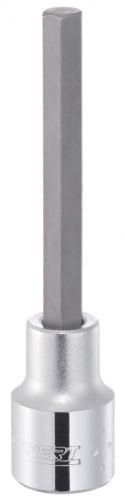 """Zástrčná hlavice 10mm 6hran prodloužená, 100mm, 1/2"""", Tona E031916"""