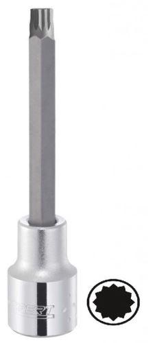 """Hlavice M8 XZN zástrčná prodloužená, 120mm, 1/2"""", Tona E031974"""