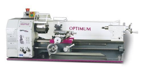 Stolní soustruh Optimum Opti D 240 x 500 G (400 V)