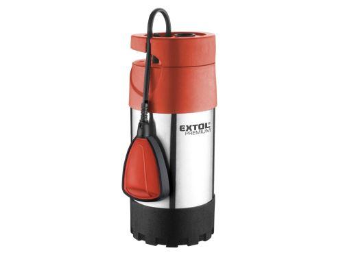Čerpadlo el. ponorné tlakové Extol 8895008, 1000W, 5500l/hod, 10m