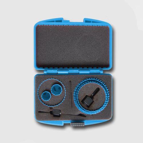Sada vykružovacích korunek XTline XT11809, 19-73mm