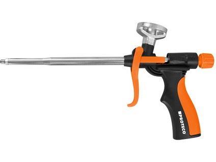 Pistole na PU pěny celokovová Proteco 10.25-101