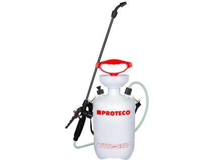 Ruční tlakový postřikovač Proteco 10.80-PT-05, 5l