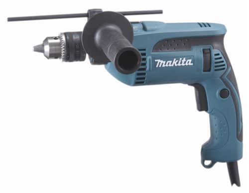 Příklepová vrtačka Makita HP1640, 680W