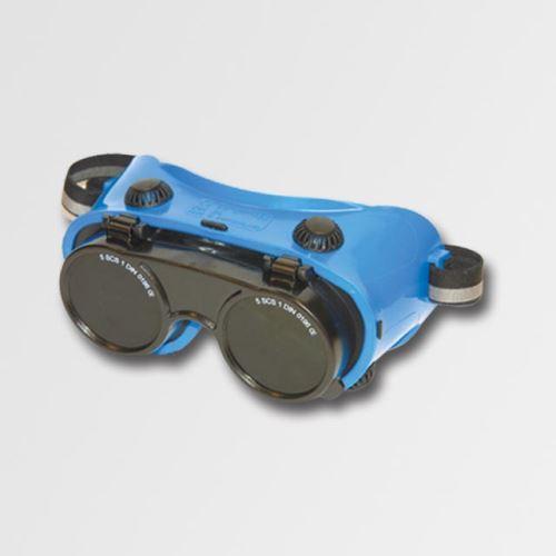 Brýle svářecí odklápěcí