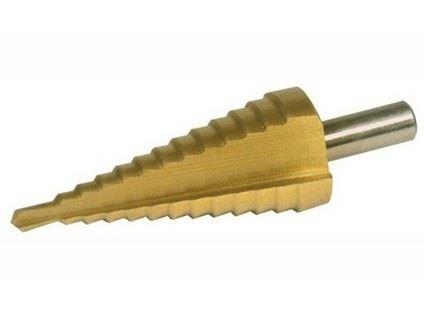 Vrták stupňovitý Proteco 90.42-ST-03, rozsah 4-12mm