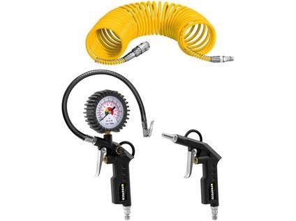 Sada pneumatického nářadí Proteco 10.25-003, 3 dílná