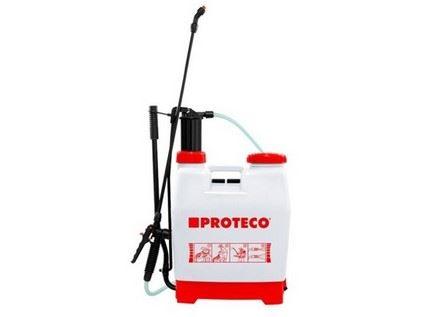 Zádový tlakový postřikovač Proteco 10.80-PT-12, 12l