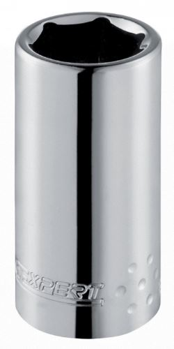"""Hlavice 15mm prodloužená metrická 6hranná, 1/2"""", Tona E117268"""