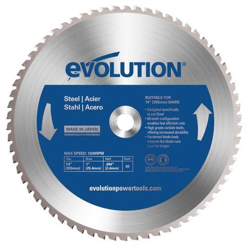 Pilový kotouč Evolution EV018531, na ocel, 185x20mm 36zubů