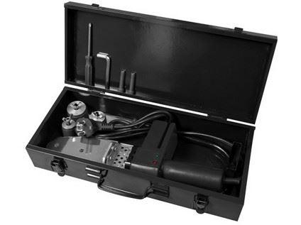 Svářečka na plast Proteco 10.55-805, 600W, nástavce, kufr
