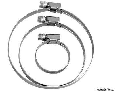Hadicová spona šroubovací Proteco 42.03-5070, 50 - 70 mm
