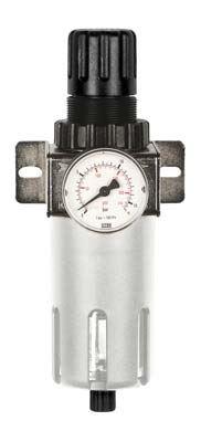 "Regulátor tlaku Aircraft 2316200 s filtrem, FDR Ac 1/2"", 12 bar"
