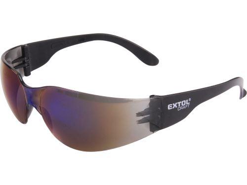 Brýle ochranné Extol, modré