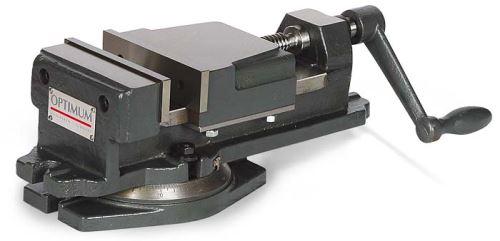 Strojní svěrák Optimum FMS150, čelisti 150mm