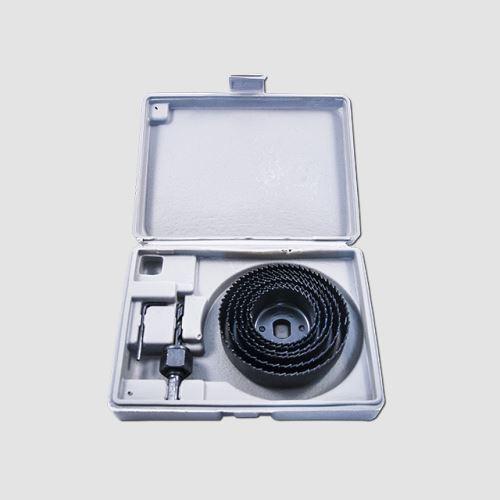 Vykružovací sada korunek Stavtool P11807, 51-102mm