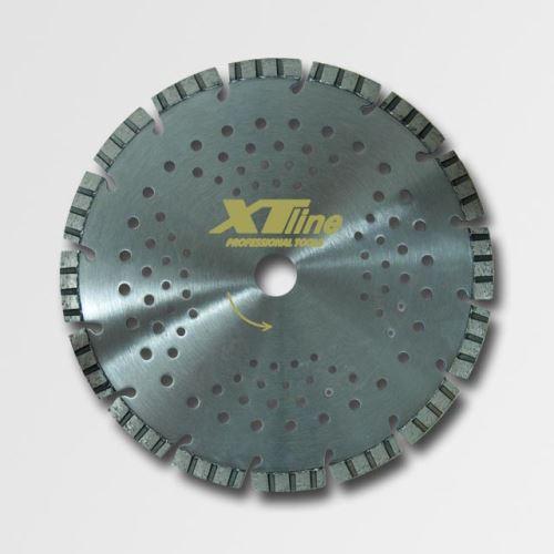 Diamantový turbo segmentový kotouč XTline XT165230, 230mm
