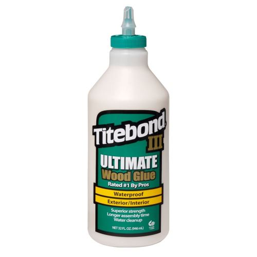 Polymerové lepidlo Titebond 123-1415, D4, 946ml