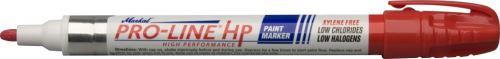 Značkovací fix Markal Pro-Line HP bílý