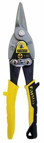 Nůžky Stanley 2-14-563 na plech MaxSteel Aviation přímé, 250mm