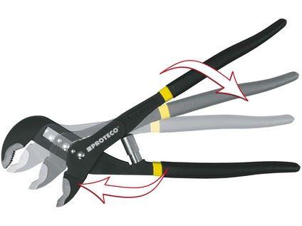 Kleště siko Proteco Rapid 240mm, automatické