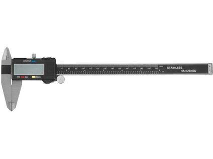 Měřítko digitální Proteco 90.32-P200D posuvné (posuvka), 200 mm