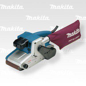 Pásová bruska Makita 9404J, 1010W, 100x610mm, systainer