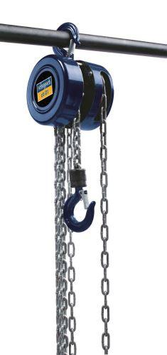 Řetězový kladkostroj ruční Scheppach CB01, 1000kg