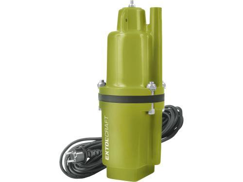 Ponorné vibrační čerpadlo Extol 414175, 600W