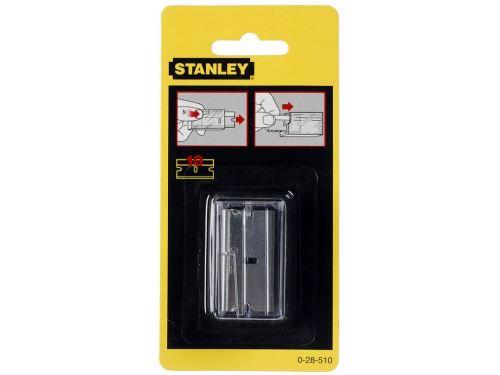 Čepel ke kovové škrabce na sklo Stanley 0-28-510, 40mm, 10ks