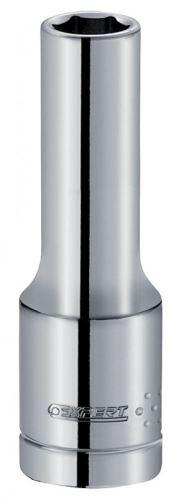"""Hlavice 1/4"""" 6hranná prodloužená metrická 14mm, Tona E113762"""