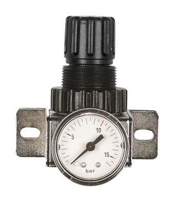 Regulátor tlaku Aircraft DR Ac 1/4, 12 bar