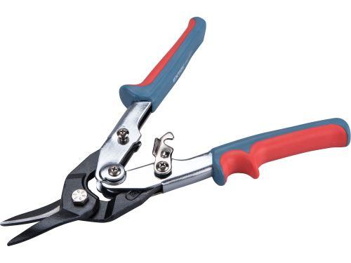 Nůžky na plech převodové Extol 48000, 255mm, rovně a doleva