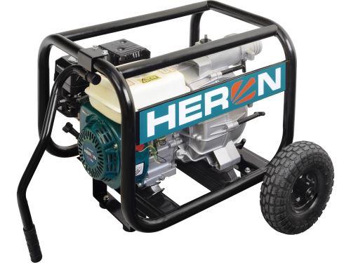 Benzínové kalové čerpadlo Heron EMPH 80 W, 1300l/min.